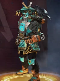 【Apex Legends】ブラッドハウンドの立ち回り・スキン・武器構成・スキャン
