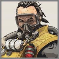 エーペックスレジェンズ(Apex Legends)コースティック