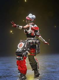 【Apex Legends】ライフラインの立ち回り・スキン・武器構成