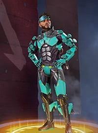 【Apex Legends】ミラージュの立ち回り・スキン・武器構成・足音・見分け方