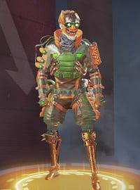 【Apex Legends】オクタンの立ち回り・スキン・武器構成・ハイジャンプ