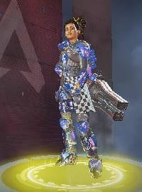 【Apex Legends】ランパートの立ち回り・スキン・武器構成
