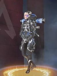 【Apex Legends】ワットソンの立ち回り・スキン・武器構成