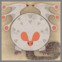 MHW(モンハンワールド)パオウルムー