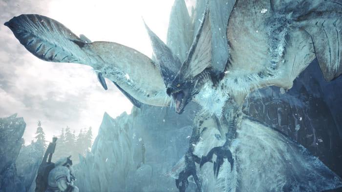 【モンハンワールド攻略】凍て刺すレイギエナ肉質弱点攻略